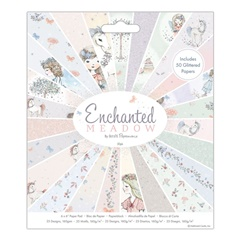 Carta decorativa Еnchanted Meadow - 50 foglie