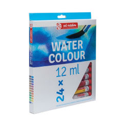 Colori ad acquerello Art Creation - set 24 x 12 ml