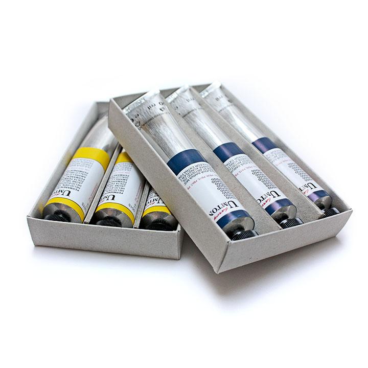Colori ad olio 60 ml for Colori ad olio professionali