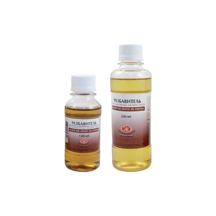 Preparazione di olio su tela for Colori ad olio professionali