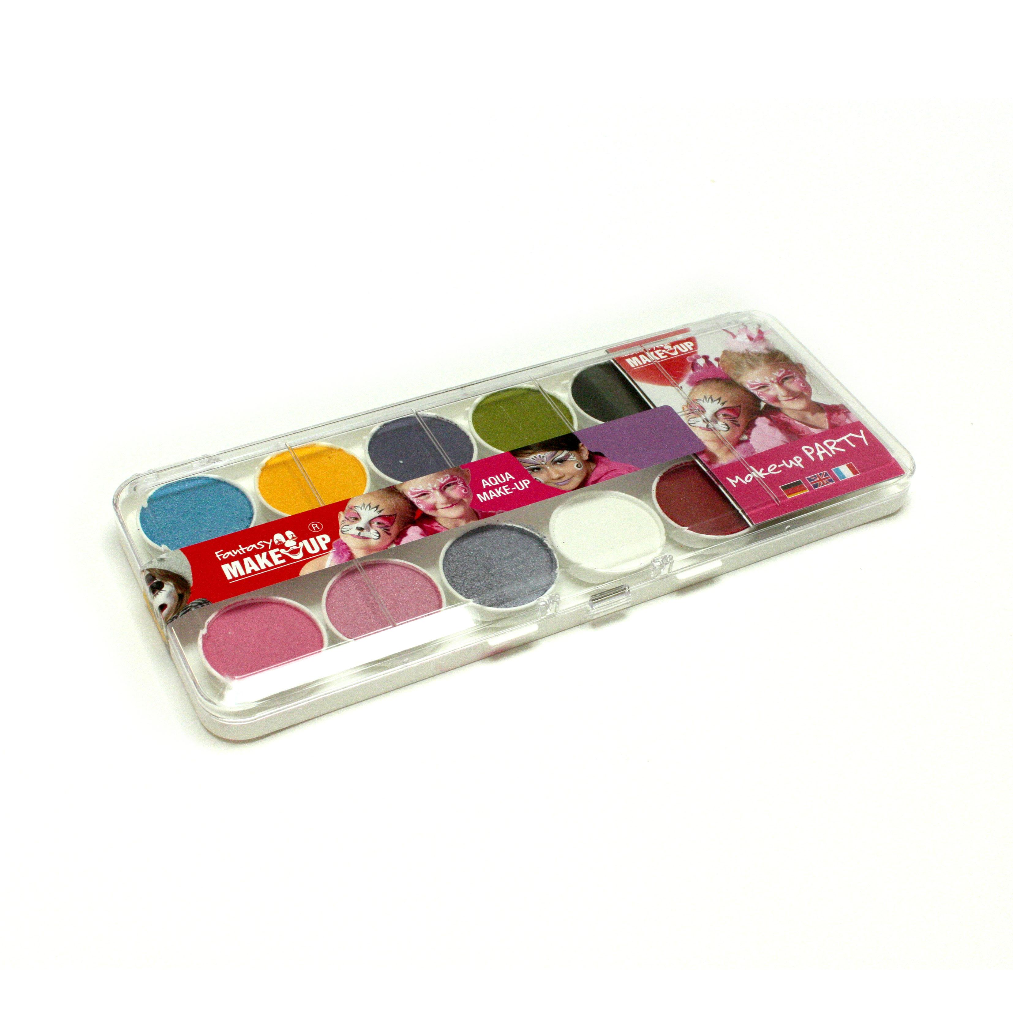 fantasy aqua make up paintbox girls. Black Bedroom Furniture Sets. Home Design Ideas