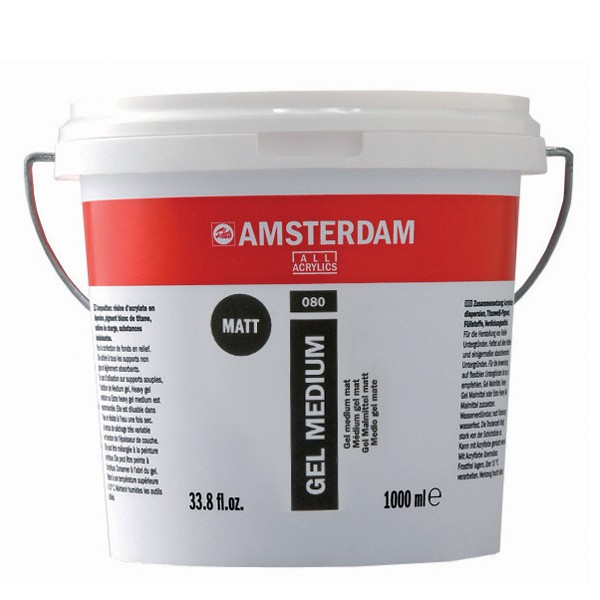 Gel medium opaco AMSTERDAM 1000ml