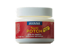 JAVANA Textil POTCH - 150 ml / 250 ml