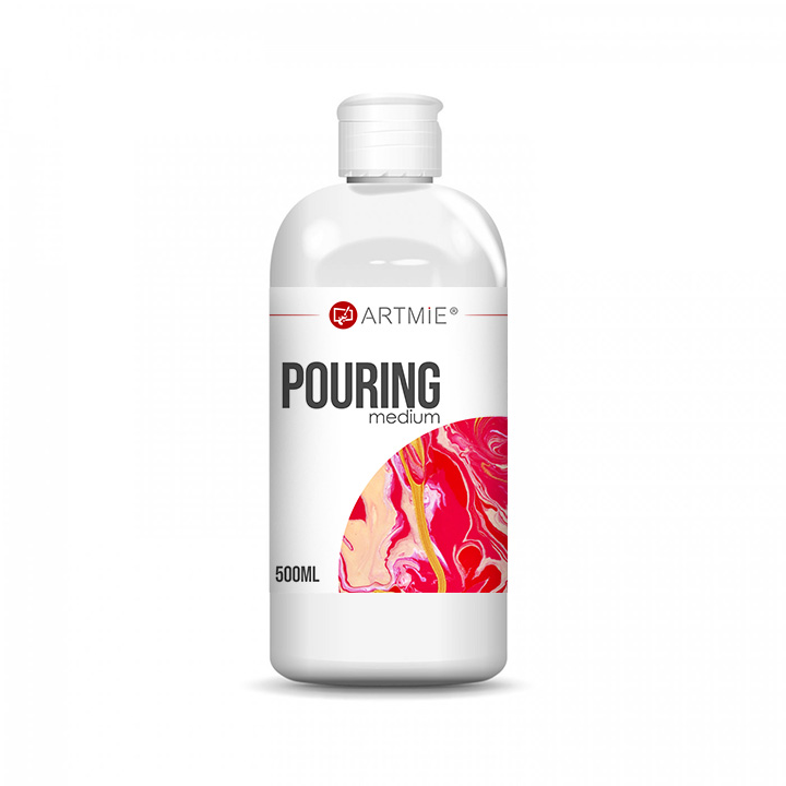 Liquido professionale Pouring Medium ARTMIE 500 ml