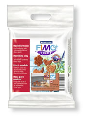 Massa per modellismo FIMO Air LIGHT 125 g - Terracotta