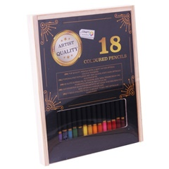 Matite colorate Craft Sensations - 18 pezzi