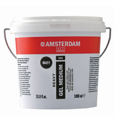 Medium opaco AMSTERDAM 1000ml