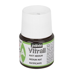 Medium opaco Pebeo Vitrail 45 ml
