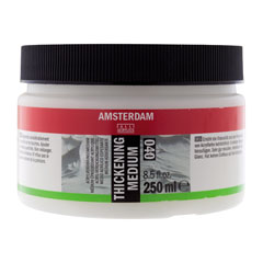 Medium addensante Amsterdam 040 - 250 ml