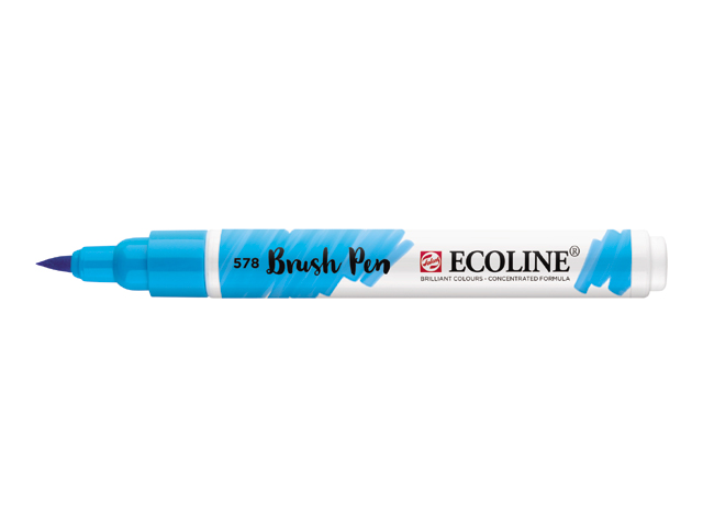 Pennarello ad acquerello Ecoline brush pen - 29 colori