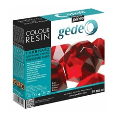 Resina cristallina in colore Pebeo Gedeo 150 ml