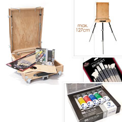 Set artistico Loving Vincent medium