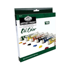 Set dei colori ad olio Royal & Langnickel - 18x21 ml