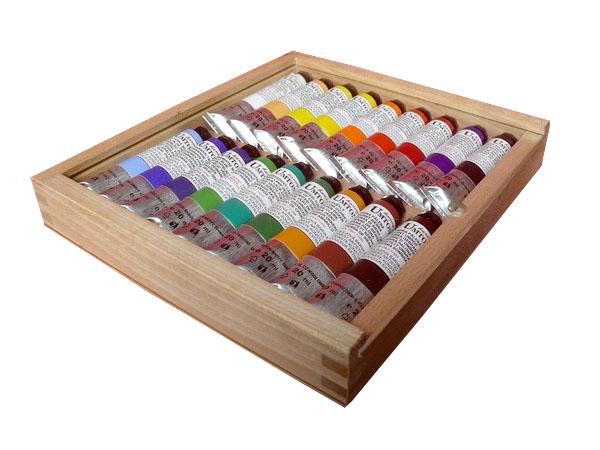 Colori ad olio for Colori ad olio professionali