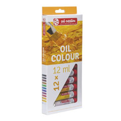 Set di colori ad olio Royal Talens ArtCreation / 12 x 12 ml