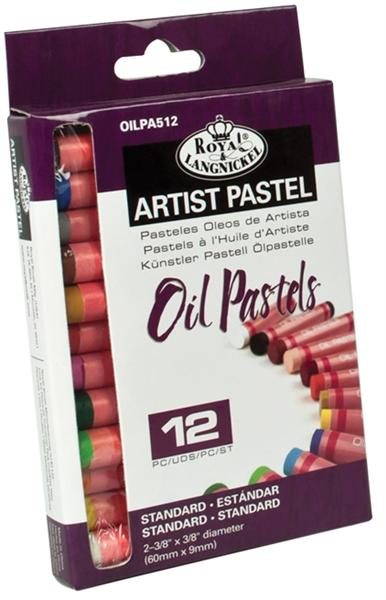 Small Oil ARTIST Pastelli SET12