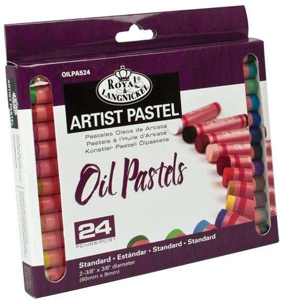 Small Oil ARTIST Pastelli SET24