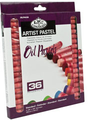 Small Oil ARTIST Pastelli SET36