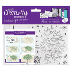 Timbri acrilici Creativity Essentials - Build a Tree - conf. 30 pezzi
