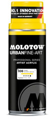 Spray Graffiti Urban Fine - Art Artist 400 ml